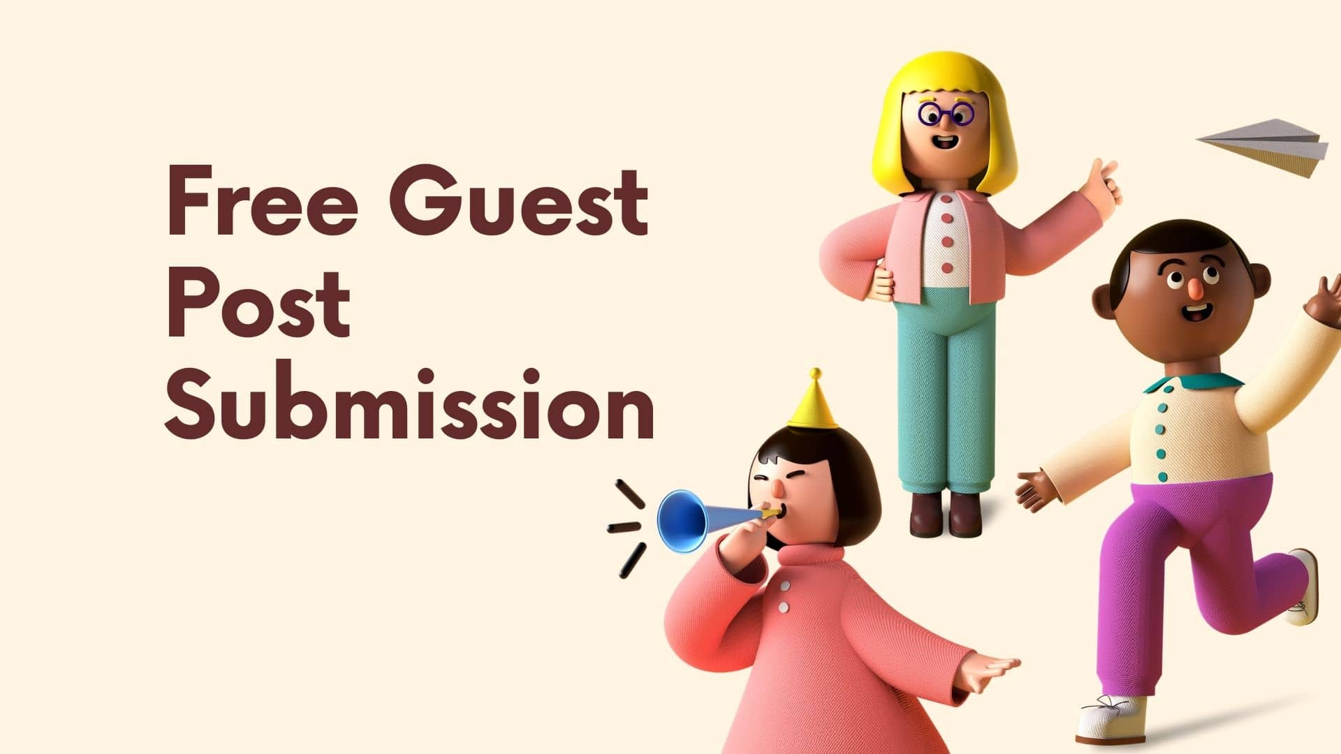 Write Guest Posts And Earn Up to $10